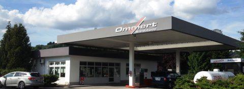 Tankstelle Altengronau